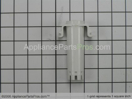 Whirlpool Spray Arm Support, Upper 3368290 from AppliancePartsPros.com