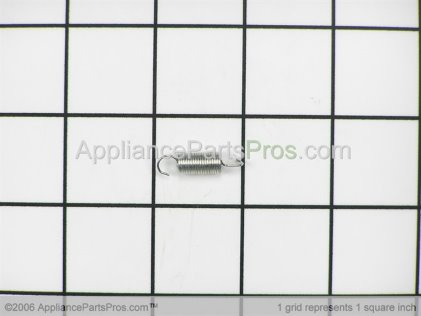 Whirlpool Spring, Damper Door 61003141 from AppliancePartsPros.com