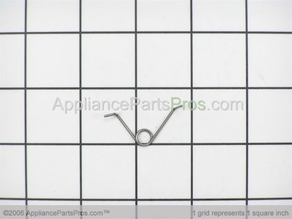 Whirlpool Spring, Interlock 8169438 from AppliancePartsPros.com