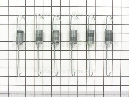 Whirlpool Spring Kit (6 Springs) 12002773 from AppliancePartsPros.com