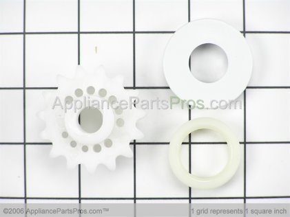 Whirlpool Sprocket, Power Screw 4161449 from AppliancePartsPros.com