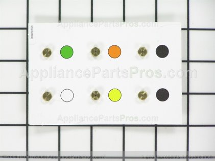 Whirlpool Spud-Orfce W10136725 from AppliancePartsPros.com