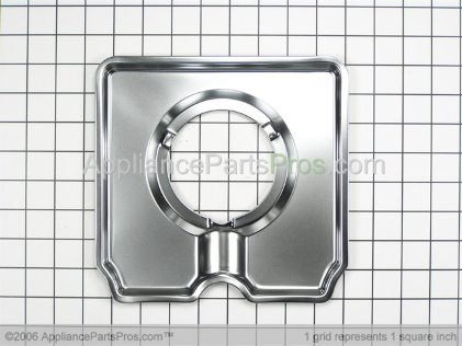 Whirlpool Square Gas Drip Pans 1430283 from AppliancePartsPros.com