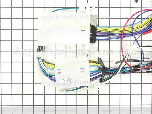 Whirlpool Wpw10083745 Harns Wire Appliancepartspros Com