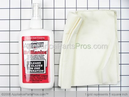Whirlpool Static Cleaner, Black Panel 978849 from AppliancePartsPros.com