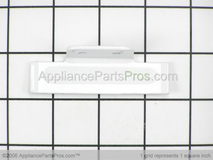 Whirlpool Stop, Door (wht) 12636401W from AppliancePartsPros.com