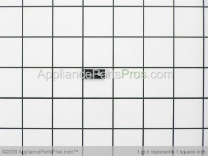 Whirlpool Stop, Glass (for Almond Model) 1119056 from AppliancePartsPros.com