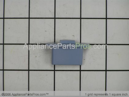 Whirlpool Stop, Rack (blue) 99003476 from AppliancePartsPros.com