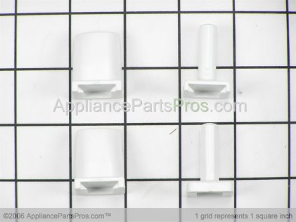Whirlpool Stud Kit (4 Pieces) 819091 from AppliancePartsPros.com