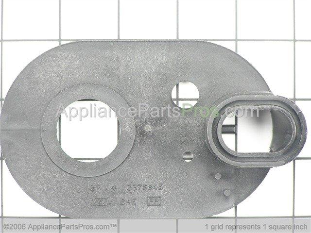 Whirlpool 3376845 Sump Cover Appliancepartspros Com