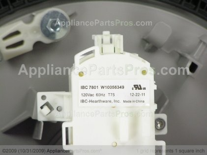 Whirlpool Wpw10056309 Pump Amp Motor Appliancepartspros Com