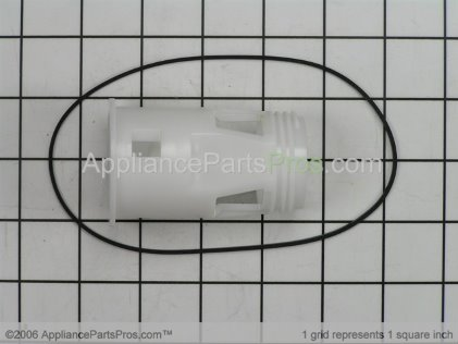 Whirlpool Support Wash Arm 12001229 from AppliancePartsPros.com