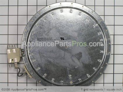Whirlpool Surf Element W10163027 from AppliancePartsPros.com