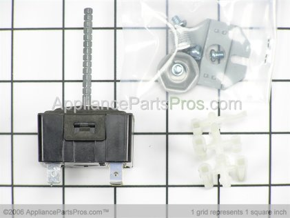 Whirlpool Surface Unit Switch Kit 4391989 from AppliancePartsPros.com