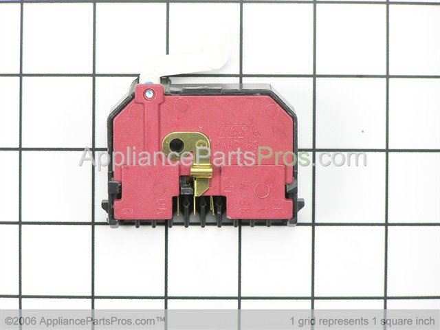 Whirlpool Wp3952056 Main Drive Motor Switch