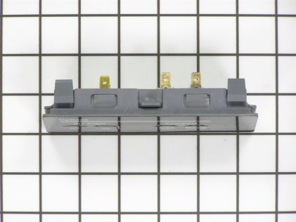 Whirlpool Switch Assembly (black) 9871767 from AppliancePartsPros.com