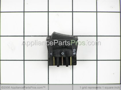 Whirlpool Switch Assembly (black) 9871973 from AppliancePartsPros.com