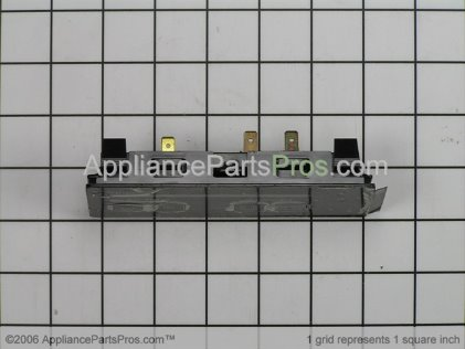 Whirlpool Switch Assembly (stainless) 9871869 from AppliancePartsPros.com