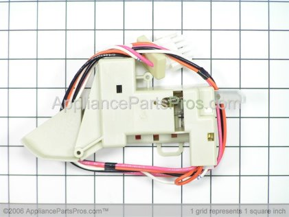 Whirlpool Switch Assembly with Fuse 12001514 from AppliancePartsPros.com