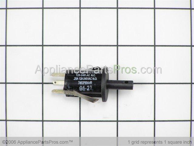 Whirlpool 74008703 Switch Door Appliancepartspros Com