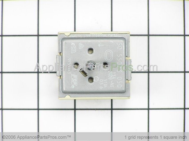Whirlpool Wp9755173 Infinite Switch Dual
