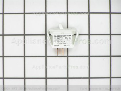 Whirlpool Switch, Heater 69283-1 from AppliancePartsPros.com