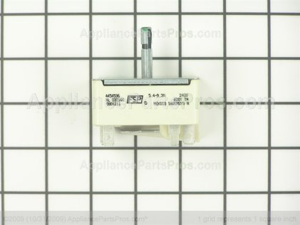 Whirlpool Switch, Inf.rf 4454536 from AppliancePartsPros.com