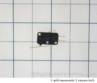 Whirlpool Switch, Latch 4168517 from AppliancePartsPros.com