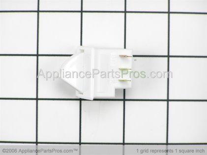 Whirlpool Switch, Light 61006167 from AppliancePartsPros.com