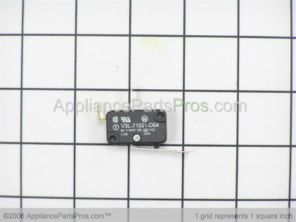 Whirlpool Switch, Limit Top Bnr 786322 from AppliancePartsPros.com