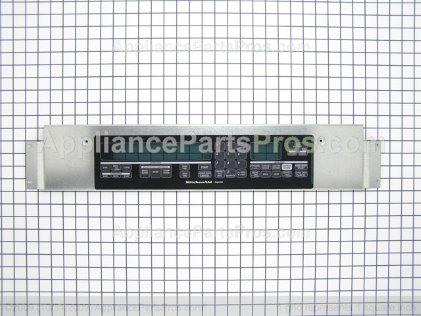 Whirlpool Switch, Membrane (black) 8302662 from AppliancePartsPros.com