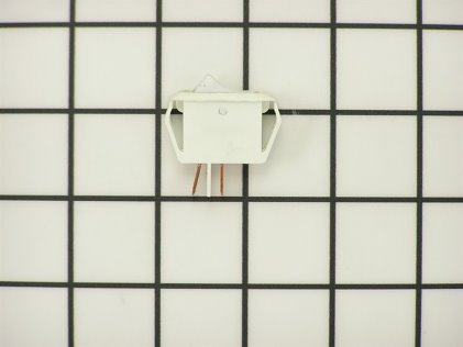 Whirlpool Switch, Rocker (white) 8051730 from AppliancePartsPros.com