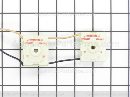 Whirlpool Switch, Spark Ignito 74009415 from AppliancePartsPros.com