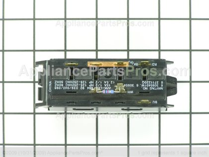 Whirlpool Switch, Temperature 33001653 from AppliancePartsPros.com