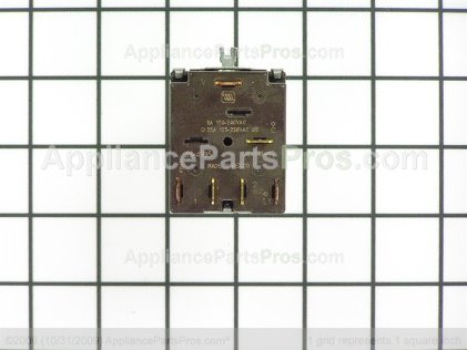 Whirlpool Switch, Temperature 53-4395 from AppliancePartsPros.com