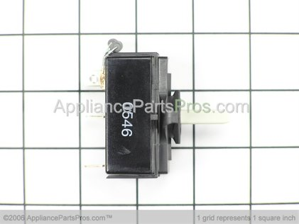 Whirlpool Switch, Temperature 8528330 from AppliancePartsPros.com
