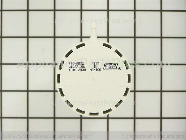 Whirlpool W10339317 Switch Wl Appliancepartspros Com