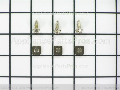 Whirlpool Terminal Block Screw Kit 279393 from AppliancePartsPros.com