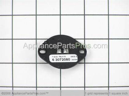 Whirlpool Thermistor 307208 from AppliancePartsPros.com