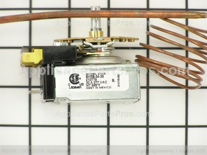 Whirlpool Thermostat, Oven Broil 73001048 from AppliancePartsPros.com