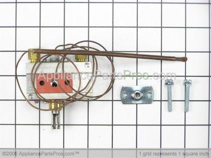 Whirlpool Thermostat W/flange & W10125661 from AppliancePartsPros.com