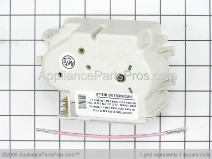 Whirlpool Timer, 12 Cycle(mallo R0131012 from AppliancePartsPros.com