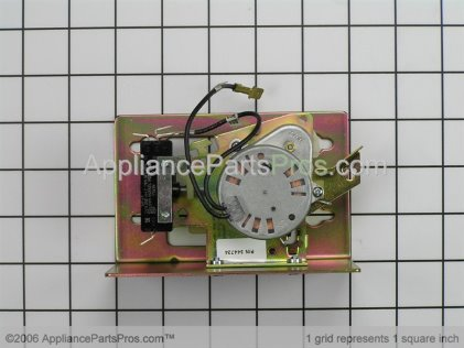 Whirlpool Timer 279737 from AppliancePartsPros.com