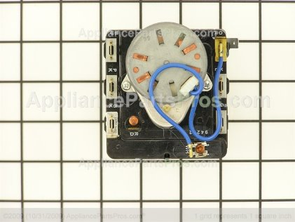 Whirlpool Timer 33001636 from AppliancePartsPros.com