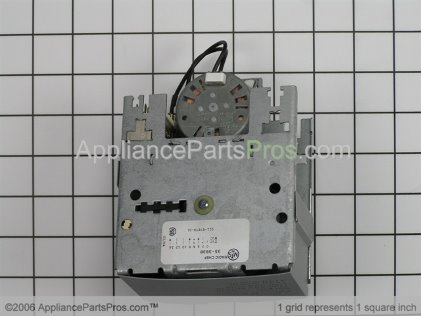 Whirlpool Timer 35-3838 from AppliancePartsPros.com