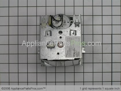 Whirlpool Timer, 4 Cycle 36608 from AppliancePartsPros.com