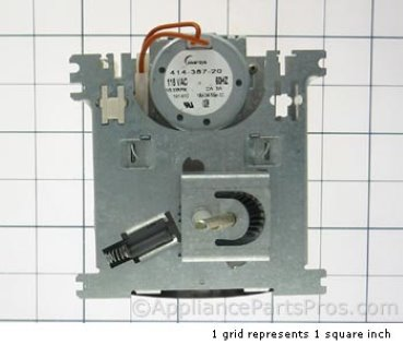 Whirlpool Timer 4163572 from AppliancePartsPros.com