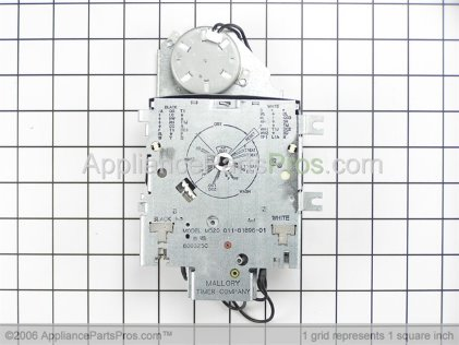 Whirlpool Timer 4171245 from AppliancePartsPros.com