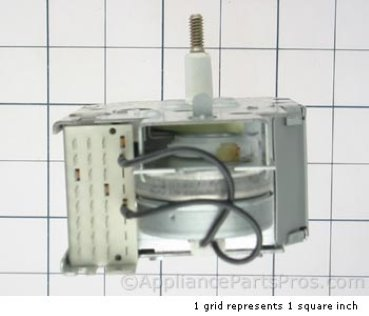Whirlpool Timer, Control 60HZ. (motor Not Serviced) 3950705 from AppliancePartsPros.com