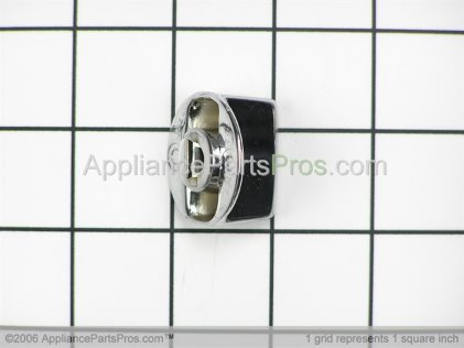 Whirlpool Timer Knob 4162721 from AppliancePartsPros.com